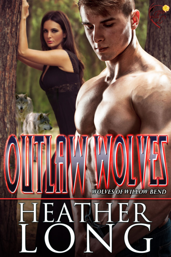 Outlaw Wolves Cover
